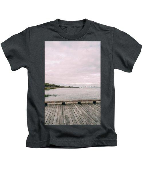 Across The Marsh Kids T-Shirt