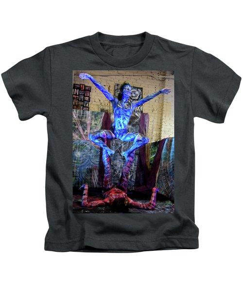 Aien Crane Kids T-Shirt