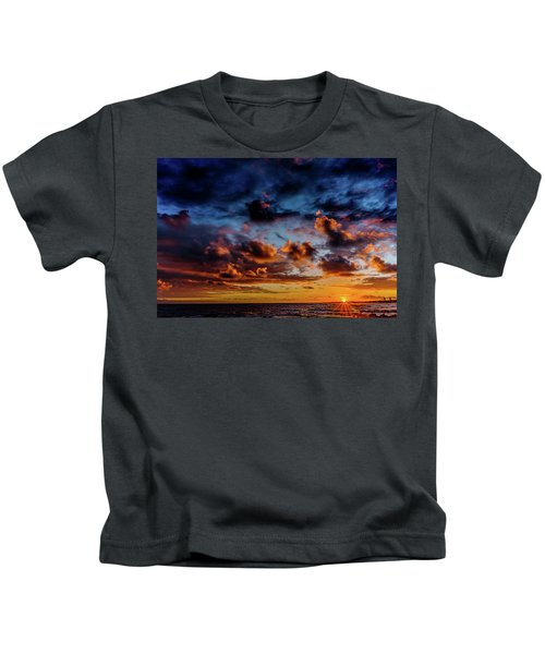 Almost A Painting Kids T-Shirt