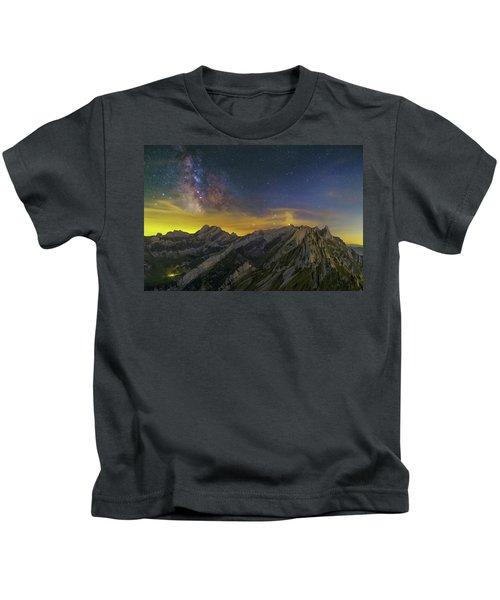 Alpstein Nights Kids T-Shirt