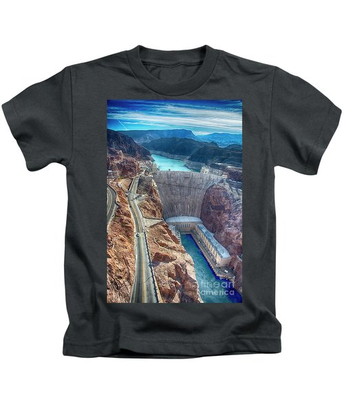 Amazing Hoover Dam Kids T-Shirt