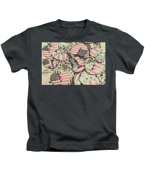 Americana Audio Kids T-Shirt