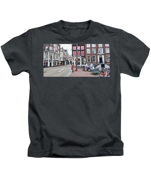 Amsterdam Pride Kids T-Shirt