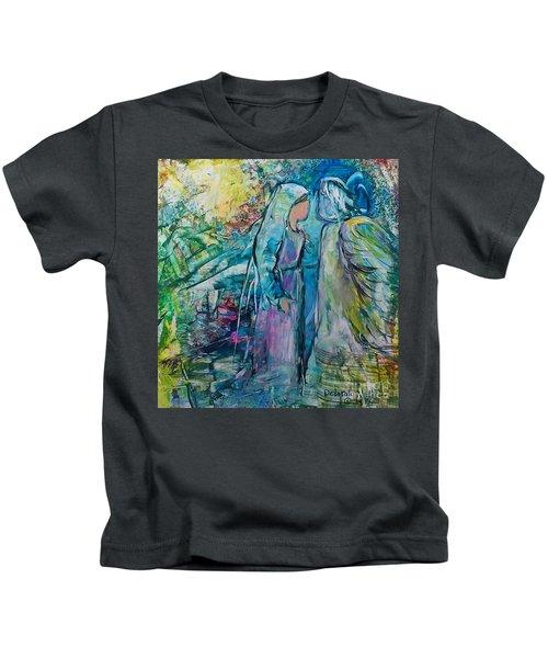 Angel Encounter Kids T-Shirt