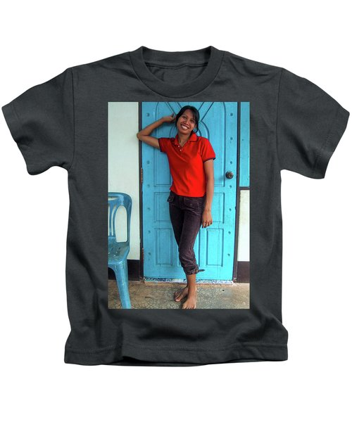 Another Lovely Smile Kids T-Shirt