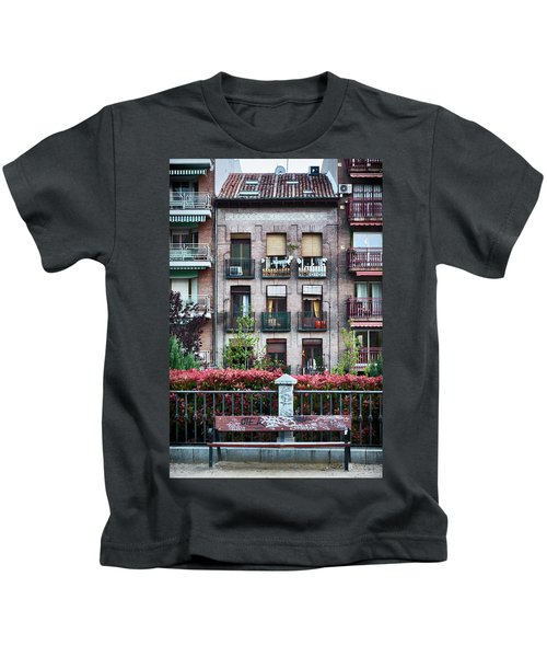 Apartments In Madrid Kids T-Shirt