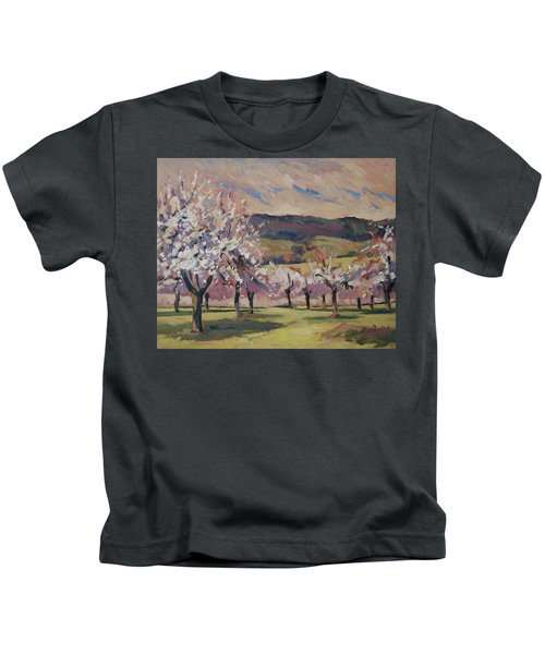 Apple Blossom Geuldal Kids T-Shirt