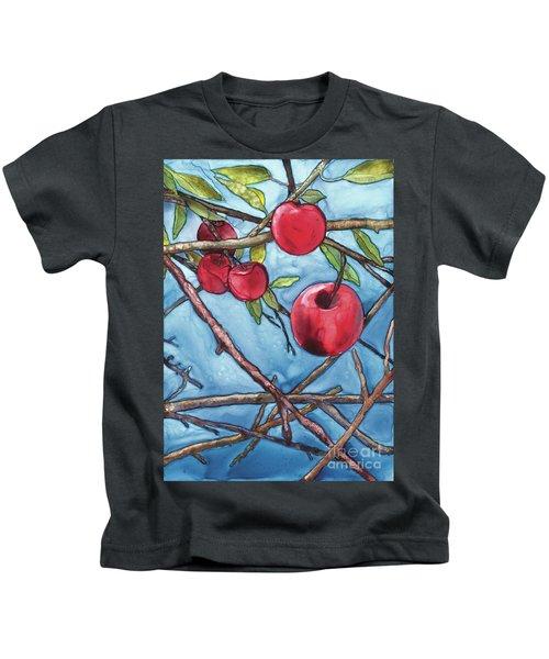 Apple Harvest Kids T-Shirt