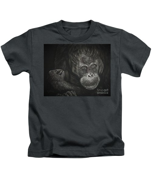 Are You Looking At Me Kids T-Shirt