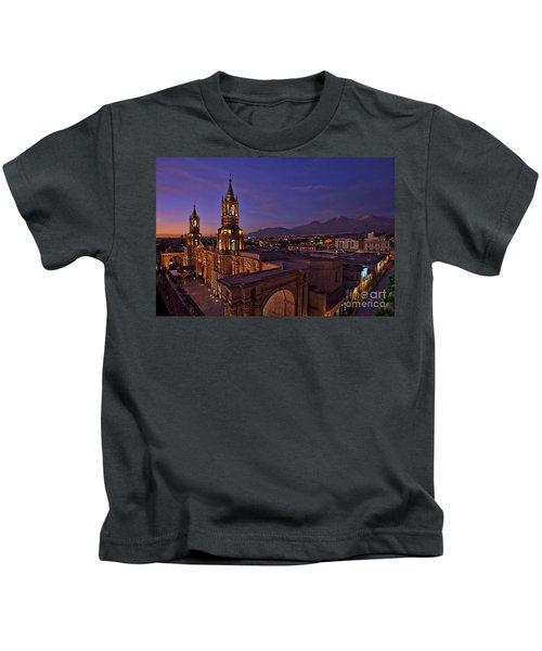 Arequipa Is Peru Best Kept Travel Secret Kids T-Shirt