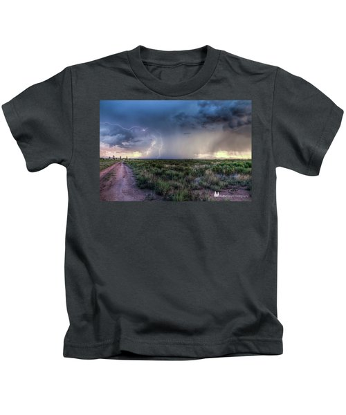 Arizona Storm Kids T-Shirt
