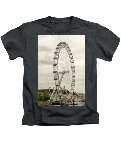 Around We Go Kids T-Shirt