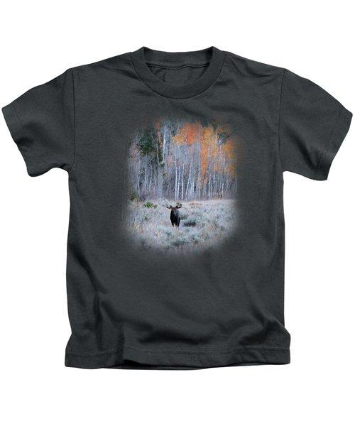 Moose And Aspen Kids T-Shirt