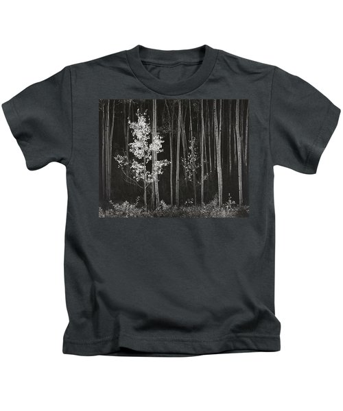Aspens Northern New Mexico Kids T-Shirt