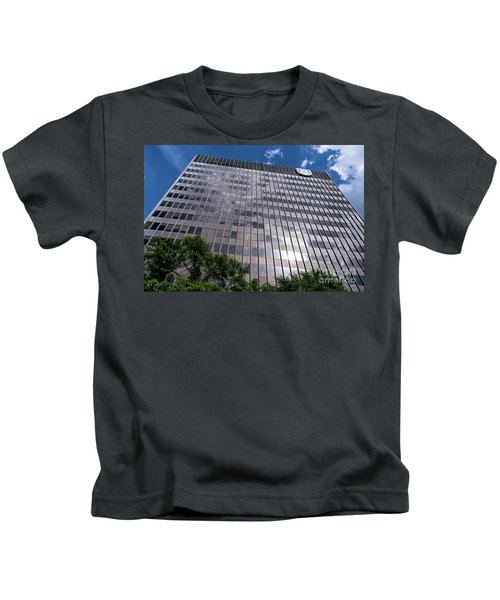 Augusta University Building 1 Kids T-Shirt