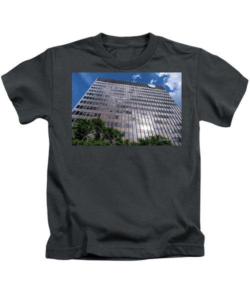 Augusta University Building 1 Kids T-Shirt