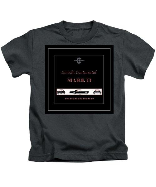 Automotive Art 304 Kids T-Shirt