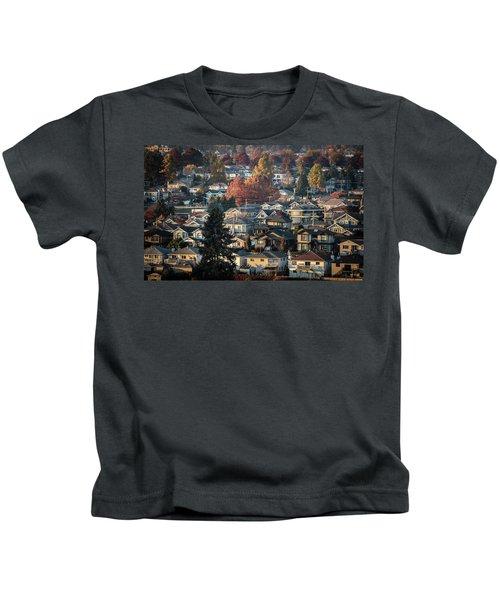 Autumn At Home Kids T-Shirt