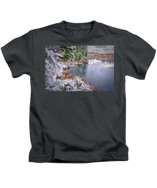 Autumn To Winter Kids T-Shirt