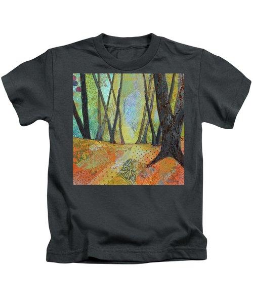 Autumn's Arrival II Kids T-Shirt