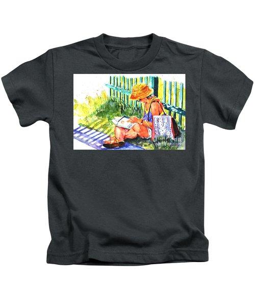 Avid Reader #2 Kids T-Shirt