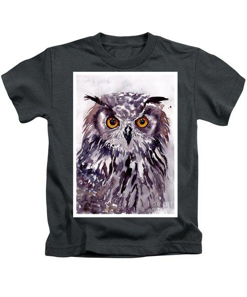 Baby Owl Kids T-Shirt