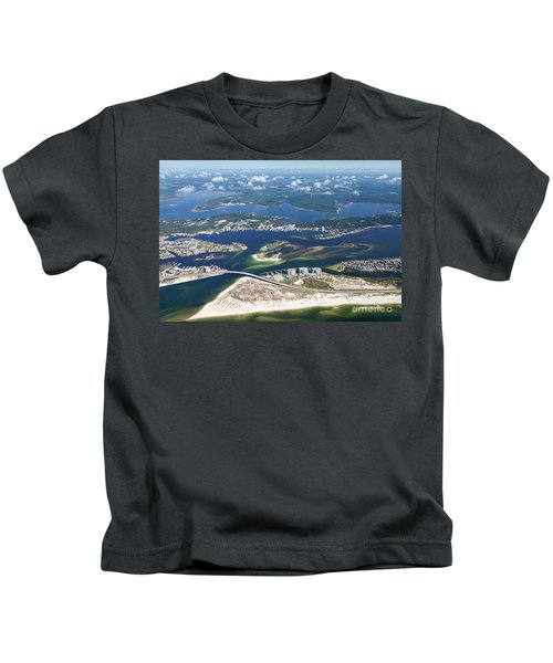 Backwaters 5122-a Kids T-Shirt