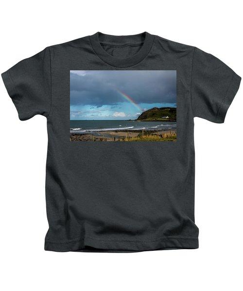 Ballygally Rainbow Kids T-Shirt