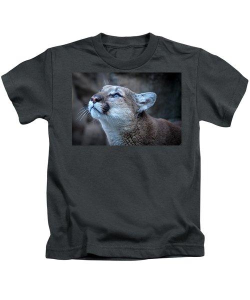 Beautiful Puma Kids T-Shirt