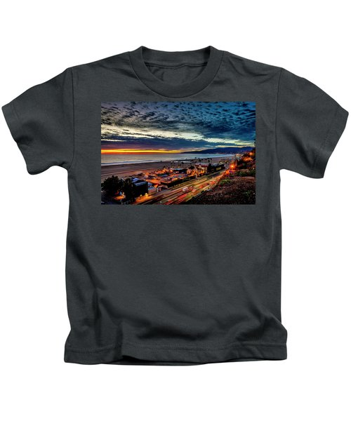 Beautiful Sky After The Storm Kids T-Shirt