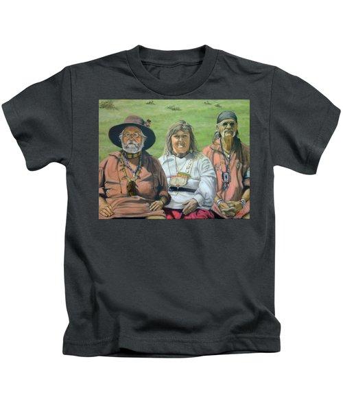 Beaver Camp Kids T-Shirt