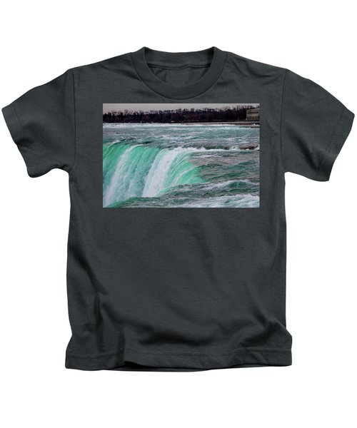 Before The Falls Kids T-Shirt