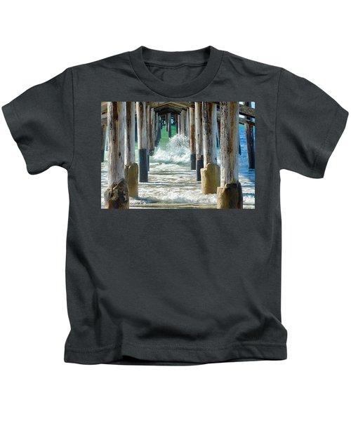 Below The Pier Kids T-Shirt