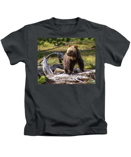 Better View From Here Kids T-Shirt