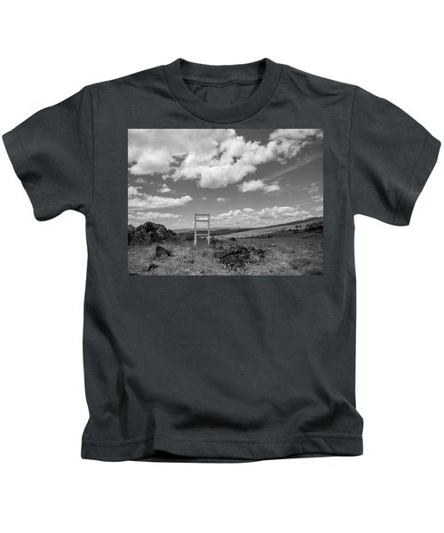 Beyond Here The Chair Project Kids T-Shirt