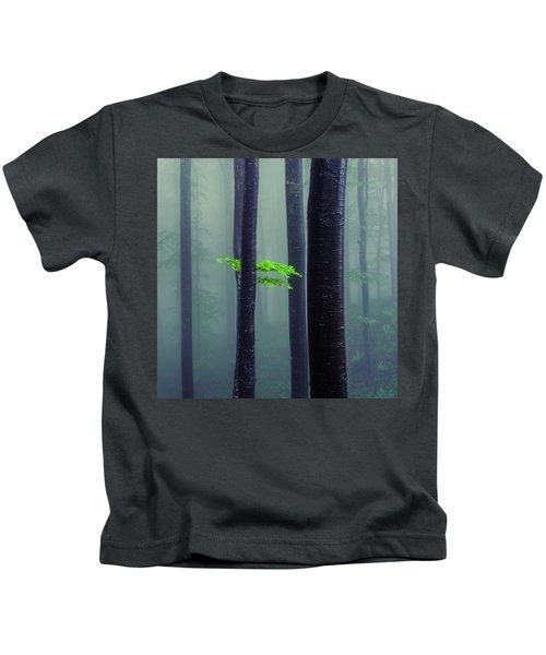 Bit Of Green Kids T-Shirt