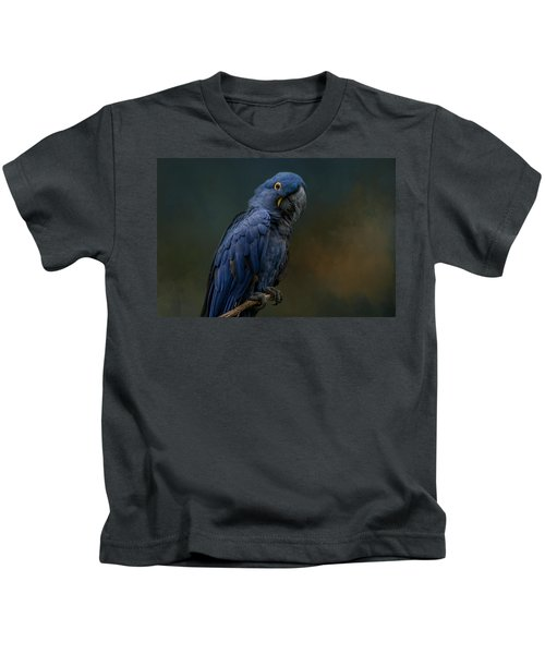 Blue Beauty Kids T-Shirt