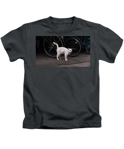 Blue IIi Kids T-Shirt