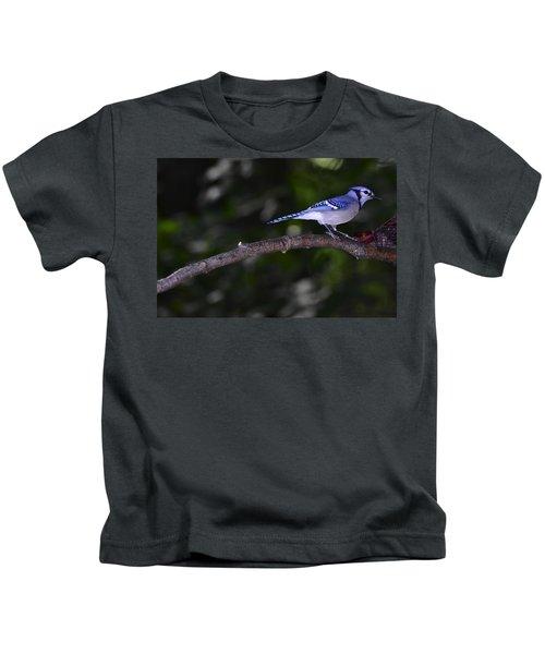 Blue Jay Kids T-Shirt