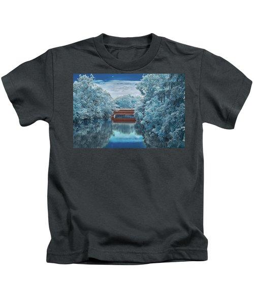 Blue Sach's Kids T-Shirt