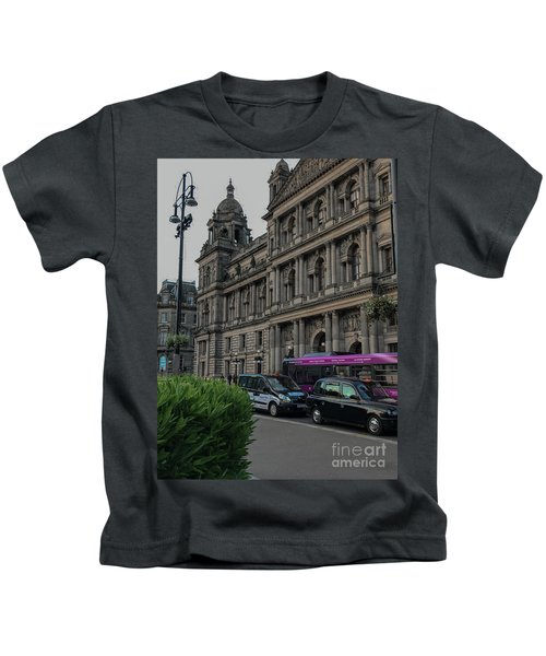 Bound For The Chambers Kids T-Shirt
