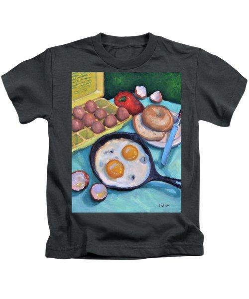 Breakfast Kids T-Shirt