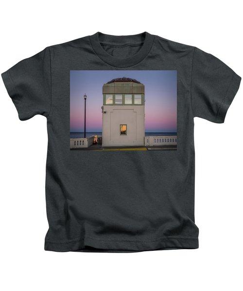 Bridge Tender's Tower Kids T-Shirt