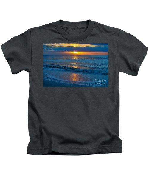 Brilliant Sunrise Kids T-Shirt