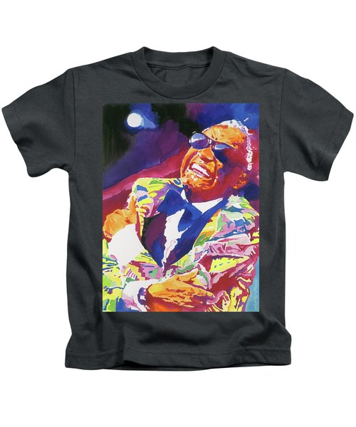 Brother Ray Charles Kids T-Shirt