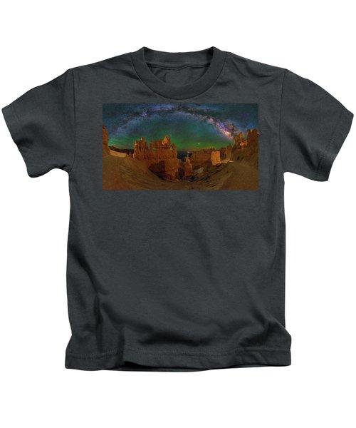 Bryce Panorama Kids T-Shirt