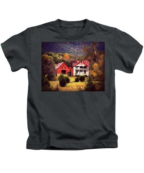 Bucket List Kids T-Shirt
