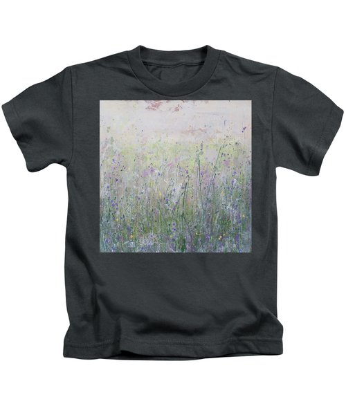 Buttercups And Bluebells Kids T-Shirt