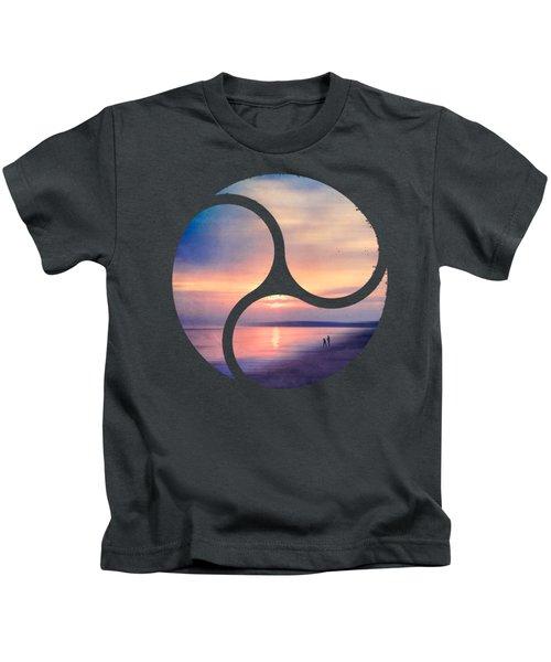Calm Sea Kids T-Shirt