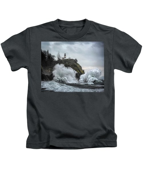 Cape Disappointment Chaos Kids T-Shirt